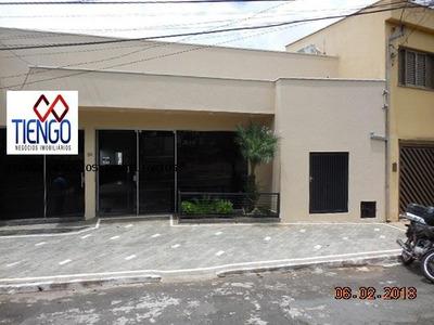 Salão Comercial Para Venda Em Limeira, Vila Queiroz, 6 Banheiros - 1652