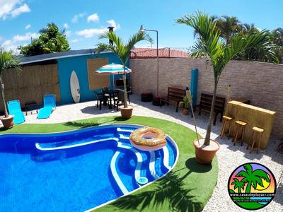 Casa Privada En Playa Jaco / A 300mts De La Playa