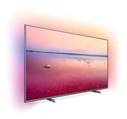 Imagem 1 de 3 de Smart Tv Led Ambilight 65 Philips Ultra Hd 4k- Frete Grátis*
