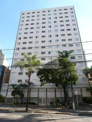 Kitnet Para Alugar, 44 M² Por R$ 650/mês - Centro - Campinas/sp - Kn0111