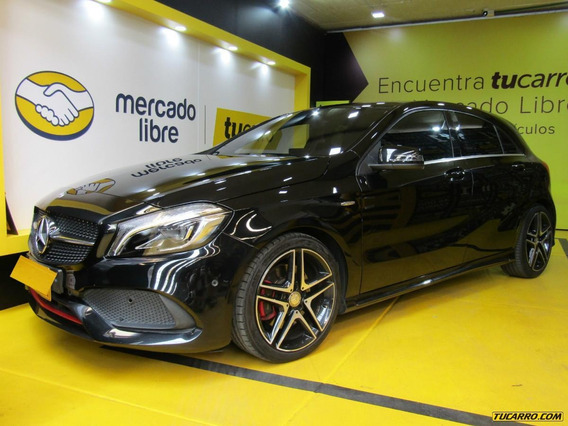 Mercedes Benz Clase A Fase Lift Amg