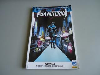 Hq Asa Noturna - Renascimento - Volume 2