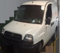 Doblo Cargo 1.60 16 V 5 Portas Motor Novo