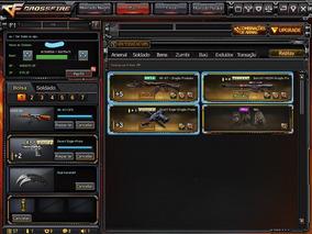 C.o.n.t.a De Crossfire 3 Star 4 Vips