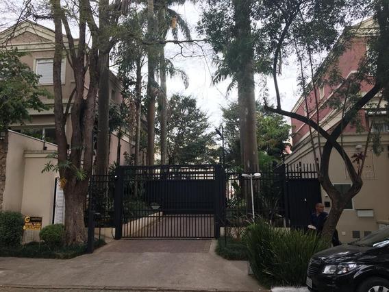 Casa À Venda, 4 Vagas, Santo Amaro - São Paulo/sp - 480