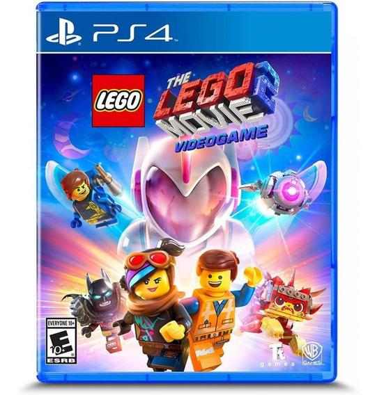 The Lego Movie 2 Videogame Ps4 Mídia Física Novo Lacrado