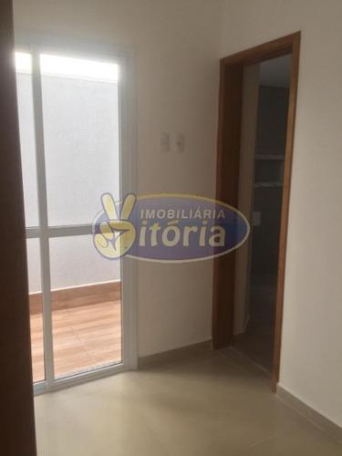 Imagem 1 de 16 de Apartamento Padrão Sem Condominio  Para Venda No Bairro Vila Bastos, 2 Suíte, 1 Vaga, 56 M² - 10797