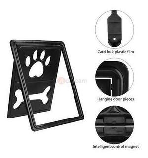 Gato Perro Mascotas Pantalla Puerta Aleta Magnética Par-4706