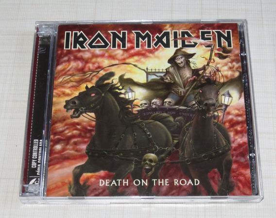 Cd Iron Maiden - Death On The Road (duplo) Frete Gratis