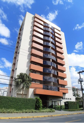 Apartamento No Atiradores Com 3 Quartos Para Locação, 187 M² - Lg1028