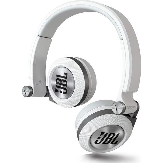 Fone De Ouvido Sem Fio Bluetooth Jbl E40 Bt Branco Original