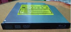 Gravadora Blu-ray E Dvd Panasonic - Uj-240