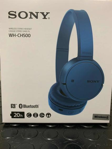 Fone Sony Wireless Wh-ch500