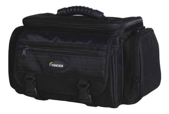Wb03427 Bolsa Case Estojo Para Câmera Filmadora Fotográfica