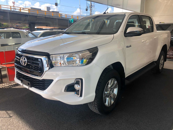 Toyota Hilux 2.8 Diésel Aut