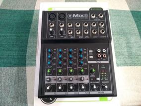 Mesa De Som Mackie Mix 8 Canais Nova E Na Caixa
