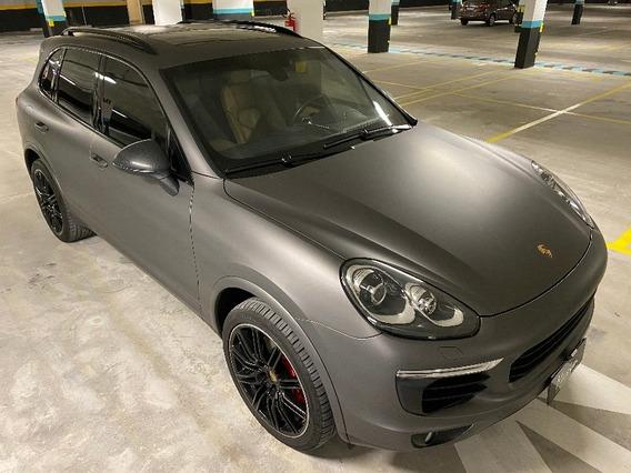 Porsche Cayenne 3.6 Bi-turbo 420cv