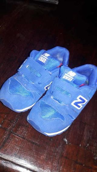 Zapatillas De Niño Usadas