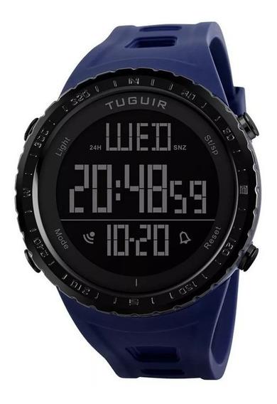 Relógio Masculino Tuguir Tg1246 Digital Prova D´água Oferta