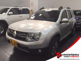 Renault Duster Dynamique Mt 4x4 Gasolina