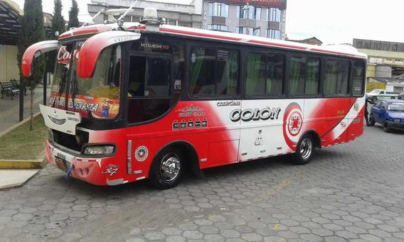 Vendo Bus Mitsubishi Canter Año 2006