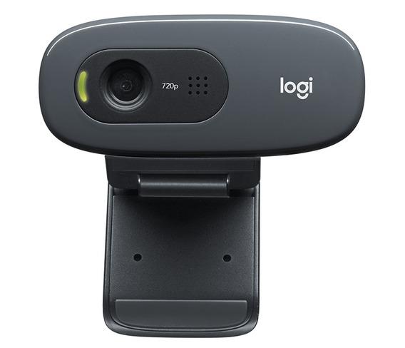 Webcam C270hd 1280 X 720 Logitech 100% Nacional