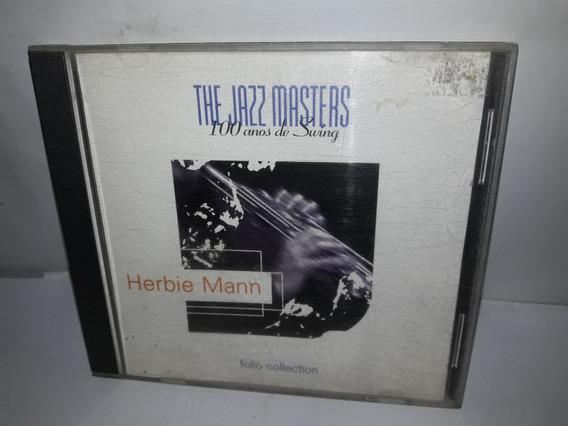 Cd Herbie Mann The Jazz Marters 1996