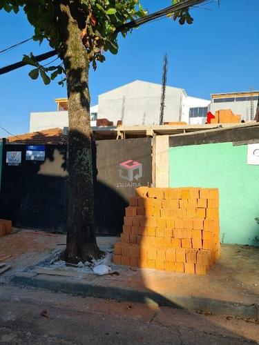 Imagem 1 de 2 de Sobrado À Venda, 2 Quartos, 2 Suítes, 4 Vagas, Santa Maria - Santo André/sp - 100719