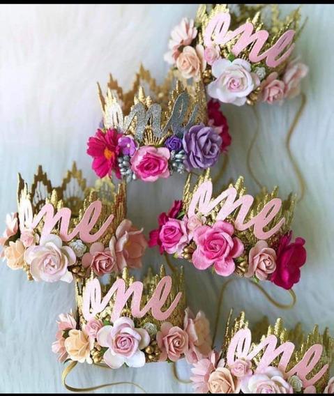 Diademas Princesa,lindas Para Las Pequeñas De Casa