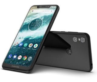 Motorola Moto One 64 Gb 4 Gb Ram Tienda Física Chacao