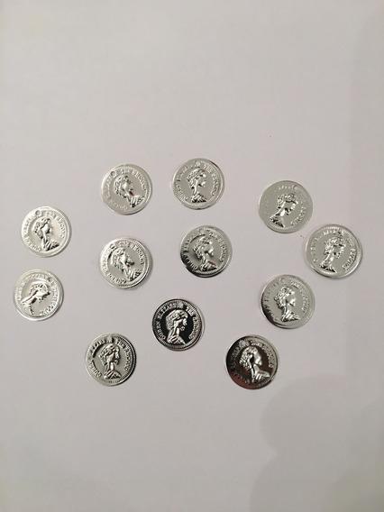 Monedas Para Danzas Árabes, Odaliscas. 200 U. Oferta!!!