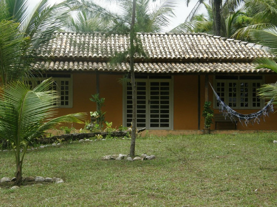 Casa Para Alugar Alta Temporada Em Itacaré-ba