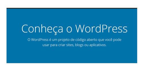 Suporte Em Sites Wordpress