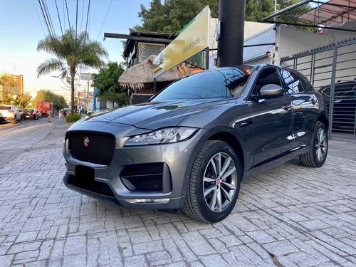 Imagen 1 de 13 de Jaguar F Pace R Sport 2.0 2018