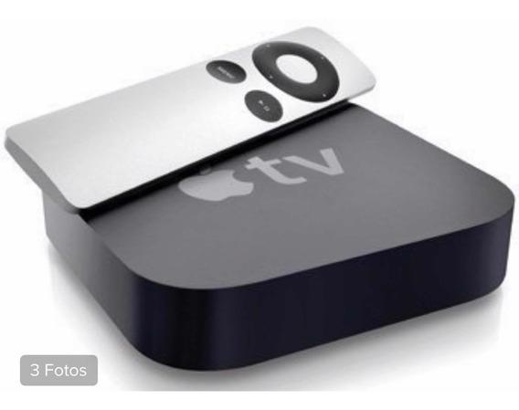 Apple Tv 3 Geração Modelo A1469 Pouco Uso