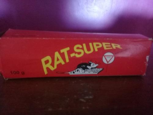 Pega Rat- Super 100 Gramos