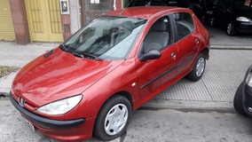 Peugeot 206 Xrd 1.9 2005 Full Diesel Bordo Financio