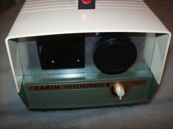 Projetor De Slide - Cabin Electromatic Ii - Japonês