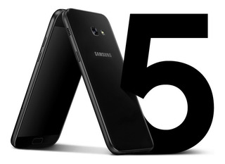 Samsung Galaxy A5 2017 (tela Não Funciona), Pto 64gb/2chip