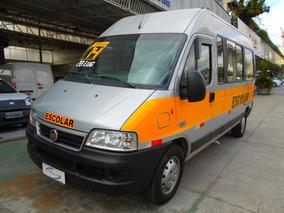 Fiat Ducato Escolar Ônibus 28 Lugares