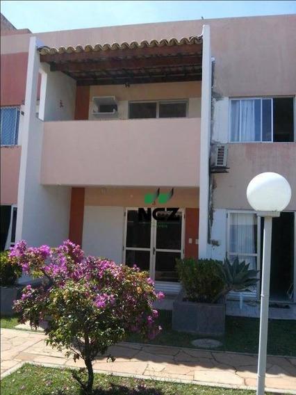 Village Com 3 Dormitórios Para Alugar, 100 M² Por R$ 2.200/ano - Stella Maris - Salvador/ba - Vl0111