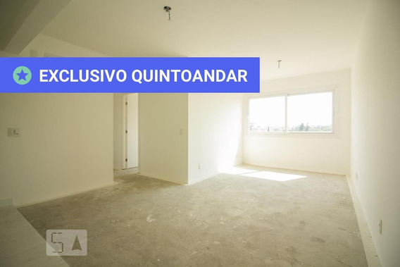 Apartamento No 7º Andar Com 3 Dormitórios E 1 Garagem - Id: 892961632 - 261632