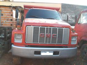 Caminhão Basculante Gmc 12 170