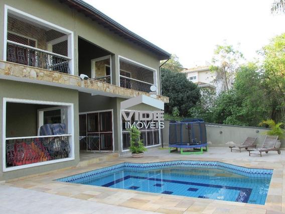 Casa Residencial Para Venda, Com 4 Dormitórios Com 1 Suíte, Jardim Sorirama, Sousas - Ca03172 - 3476213