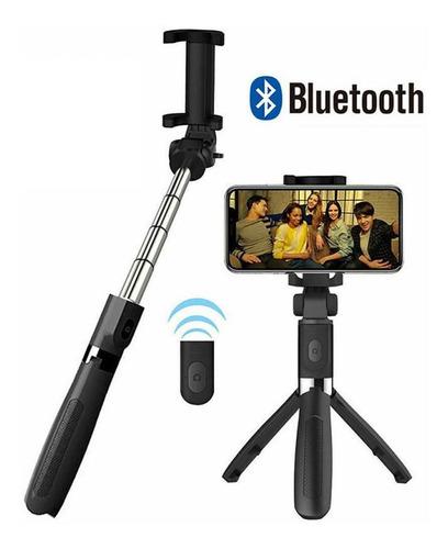 Imagen 1 de 10 de Selfiestick Teléfono Smartphone Selfie-stick Con Trípode