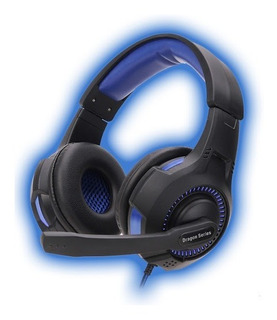 Auricular Kolke Killer Kga-345 Gamer Microfono Luces Led