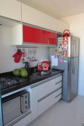 Apartamento Clean-inteiro Planejado -andar Alto -nova América-piracicaba.. - Ap0660