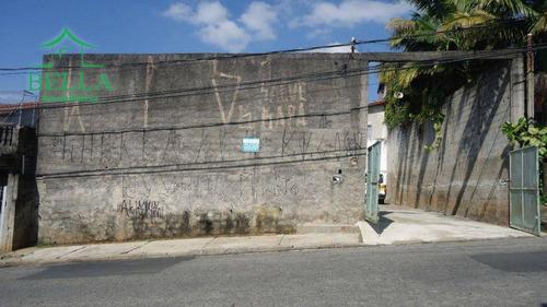 Galpão Comercial Para Locação, Jaraguá, São Paulo. - Ga0070