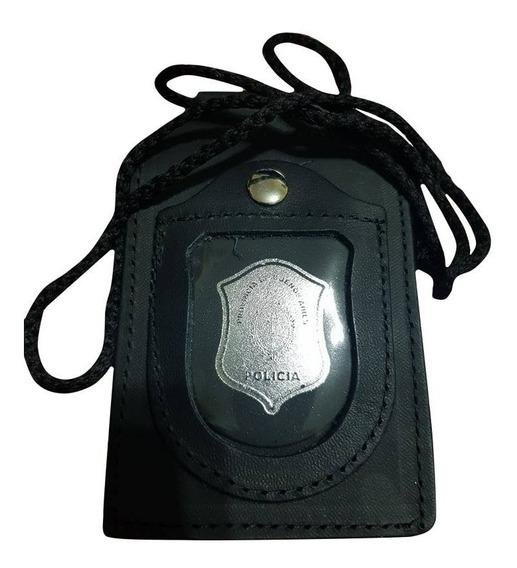 Porta Credenciales Policial