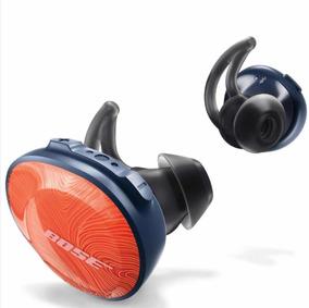 Bose Wireless Headphone Orange/navy